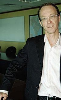 Nigel Hawley