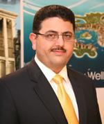 Fayad Khatib, GM of Qatar Cool