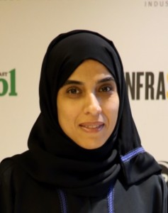 Noura A Aziz is a design expert for Qatar's Public Works Authority (Ashghal)