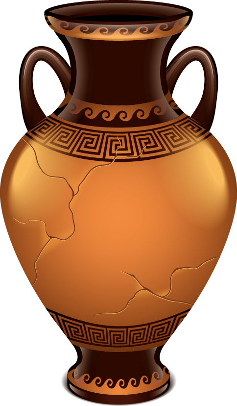 Persian/Egyptian pot